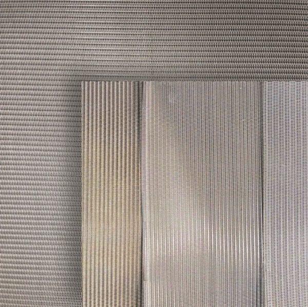 Tela para filtros e peneiras - Aço Inox