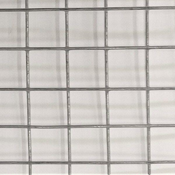 Tela para reforço do concreto e argamassa de aço galvanizado