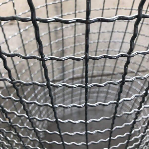 tela nr-12 em aço galvanizado