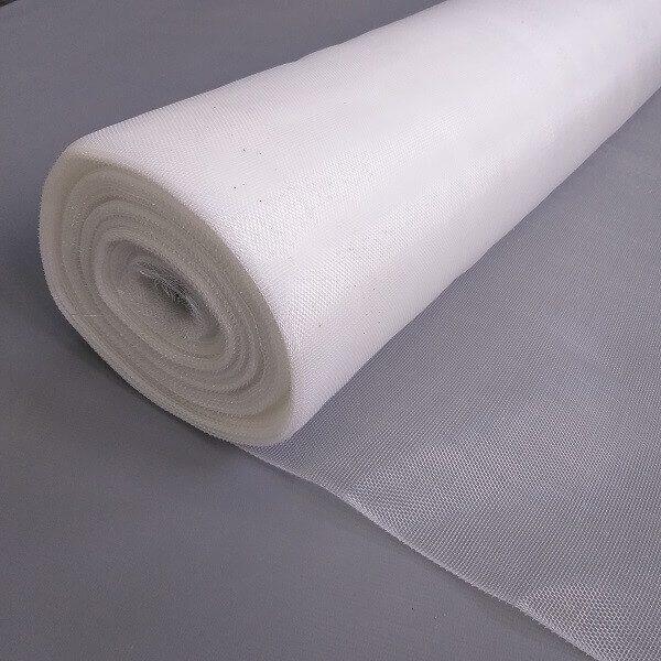 Rolo de tela mosqueteiro, a tela antiafídeo